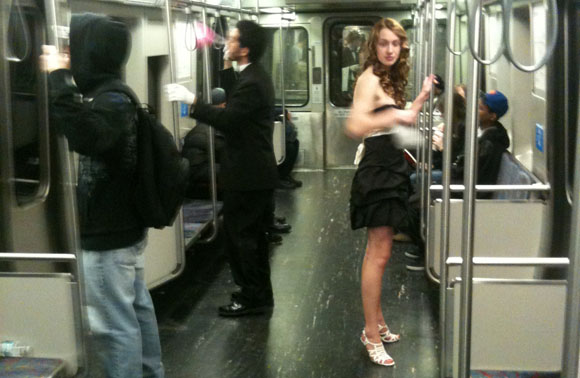 First Class Subway
